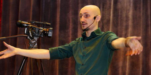 Видеозапись семинара по направлению «Видеоролик»